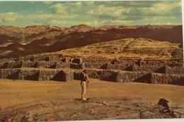 (636) Peru - Cuzco - Fortress Of Sacsahuaman - Pérou