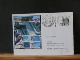 78/954A LETTRE   ALLEMAGNE 2002 - Winter 2002: Salt Lake City