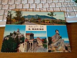 147608 SALUTI DA SAN MARINO - San Marino