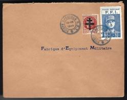 POSTE SPÉCIALE FFI - 1944 - GÉNÉRAL DE GAULLE - - France