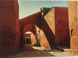 (641) Peru - Arequipa - Monasteery St. Catherine - Sevilla Street - Pérou