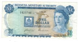 Bermuda, 1 Dollar 1978, VF/XF. - Bermudas