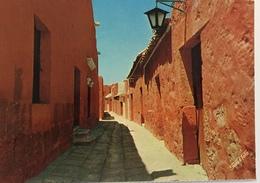 (643) Peru - Arequipa - Monasteery St. Catherine - Toledo Street - Pérou