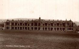 SECONDARY SCHOOL STANLEY - Angleterre