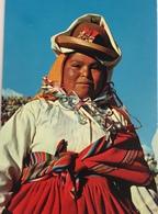(645) Peru - Puno - Native Of Puno - Pérou