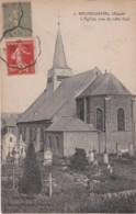 Bv - Cpa BRUNEHAMEL (Aisne) - L'Eglise, Vue Du Côté Sud - Autres Communes