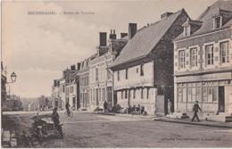 Bv - Cpa BRUNEHAMEL (Aisne) - Route De Vervins - Otros Municipios