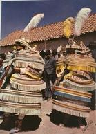 (646) Peru - Ichu - Bolivian Dancers In The Festival Of St. Peter And Paul - Pérou