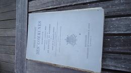 Nouveau Dictionnaire Des Communes, Hameaux .... Du Royaume Belge (voir Détails) - War 1939-45