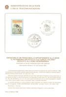 Bollettino PP.TT. Blt19880206  Homo Aeserniensis  Fdc As Isernia Af Roma - 6. 1946-.. Republic