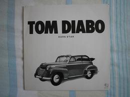 Tom DIABO - Dark Star - LP - PIGTURE DISC - Rock