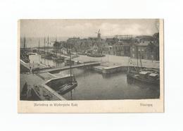 Marinebrug En Wijnbergsche Kade   -   Vlissingen  (1909). - Vlissingen