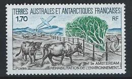 "TAAF YT 149 "" Réhabilitation "" 1990 Neuf** - Unused Stamps"
