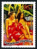 POLYNESIE 2003 - Yv. 683 **   Faciale= 0,46 EUR - Tableau Femmes En Polynésie  ..Réf.POL24180 - Französisch-Polynesien