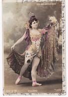 DULCOIS -  Folies-Bergere - Artistes