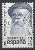 SPANJE - Michel - 1981 - Nr 2531 - Gest/Obl/Us - 1931-Aujourd'hui: II. République - ....Juan Carlos I