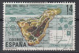SPANJE - Michel - 1982 - Nr 2554 - Gest/Obl/Us - 1931-Aujourd'hui: II. République - ....Juan Carlos I