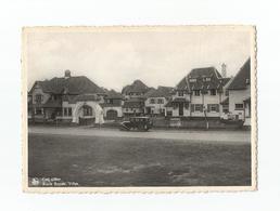 Coq S/Mer  -  Route Royale.  Villas. - De Haan