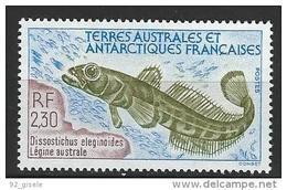 "TAAF YT 166 "" Faune Marine "" 1992 Neuf** - Unused Stamps"