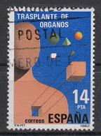 SPANJE - Michel - 1982 - Nr 2555 - Gest/Obl/Us - 1931-Aujourd'hui: II. République - ....Juan Carlos I