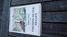 Histoire Des Chemins De Fer Belges - Ulysse Lamalle (voir Détails) - History