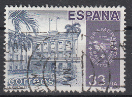 SPANJE - Michel - 1982 - Nr 2559 - Gest/Obl/Us - 1931-Aujourd'hui: II. République - ....Juan Carlos I