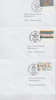 Germany 3 Used Covers From 1994 - [7] Federal Republic
