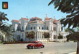 Angola - Benguela - Cars - Volkswagen - Angola