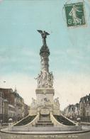La Fontaine De Sube - Reims