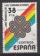 SPANJE - Michel - 1983 - Nr 2591 - Gest/Obl/Us - 1931-Aujourd'hui: II. République - ....Juan Carlos I