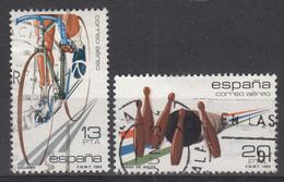 SPANJE - Michel - 1983 - Nr 2577/78 - Gest/Obl/Us - 1931-Aujourd'hui: II. République - ....Juan Carlos I