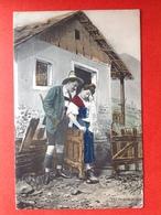 Illustrateur SCOLIK - JAGER TROOST VROUW - CHASSEUR ET SA FEMME - Scolik, Charles