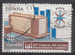 SPANJE - Michel - 1983 - Nr 2603 - Gest/Obl/Us - 1931-Aujourd'hui: II. République - ....Juan Carlos I