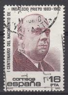 SPANJE - Michel - 1983 - Nr 2617 - Gest/Obl/Us - 1931-Aujourd'hui: II. République - ....Juan Carlos I