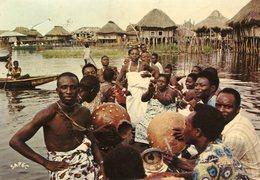 Benin - Ganvié - Benin