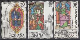 SPANJE - Michel - 1983 - Nr 2607/09 - Gest/Obl/Us - 1931-Aujourd'hui: II. République - ....Juan Carlos I