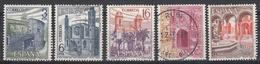 SPANJE - Michel - 1983 - Nr 2610/14 - Gest/Obl/Us - 1931-Aujourd'hui: II. République - ....Juan Carlos I