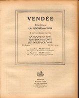 ANNUAIRE - 85 - Département Vendée - Année 1948 - édition Didot-Bottin - 37 Pages - Elenchi Telefonici