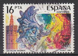 SPANJE - Michel - 1984 - Nr 2624 - Gest/Obl/Us - 1931-Aujourd'hui: II. République - ....Juan Carlos I