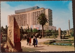 Ak Ägypten - Kairo - Hotel - Kairo
