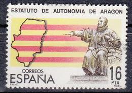 SPANJE - Michel - 1984 - Nr 2626 - Gest/Obl/Us - 1931-Aujourd'hui: II. République - ....Juan Carlos I