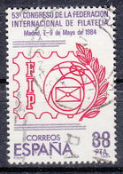 SPANJE - Michel - 1984 - Nr 2632 - Gest/Obl/Us - 1931-Aujourd'hui: II. République - ....Juan Carlos I