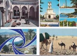 Algérie - Lot De 100 Cartes - Cartes Postales
