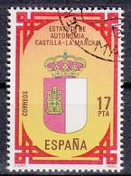 SPANJE - Michel - 1984 - Nr 2637 - Gest/Obl/Us - 1931-Aujourd'hui: II. République - ....Juan Carlos I