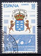 SPANJE - Michel - 1984 - Nr 2636 - Gest/Obl/Us - 1931-Aujourd'hui: II. République - ....Juan Carlos I