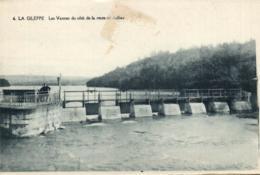 BELGIQUE - LIEGE - LIMBOURG - BETHANE - 4 Cartes Postales - La Gileppe - Barrage - Lac - Infracstructures. - Limbourg