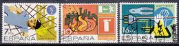 SPANJE - Michel - 1984 - Nr 2618/20 - Gest/Obl/Us - 1931-Aujourd'hui: II. République - ....Juan Carlos I