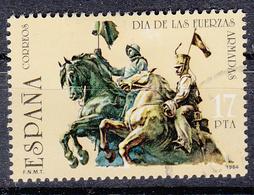 SPANJE - Michel - 1984 - Nr 2635  - Gest/Obl/Us - 1931-Aujourd'hui: II. République - ....Juan Carlos I