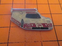 617 PIN'S PINS / Rare & Belle Qualité ! / Thème : AUTOMOBILES / JAGUAR ENDURANCE 24 H DU MANS Henriette ! - Jaguar
