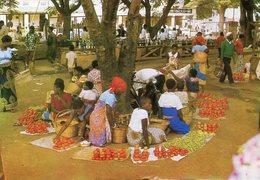 Malawi - Market Scene - Malawi